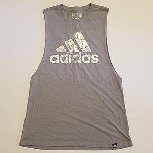Adidas  women muscle tee